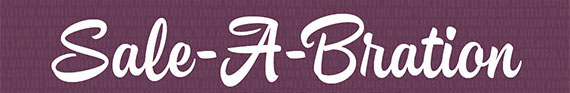 Sale-A-Bration Photo Logo