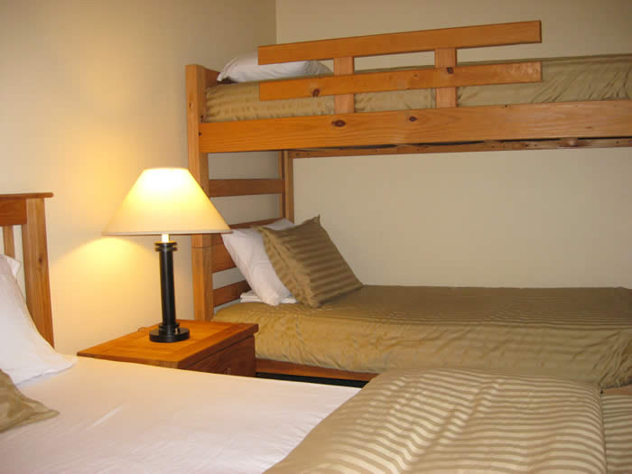 Oregon Retreat Room Configuration ( Double or Triple)