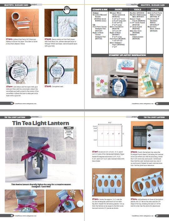 CraftyPerson Handmade Holiday Magazine