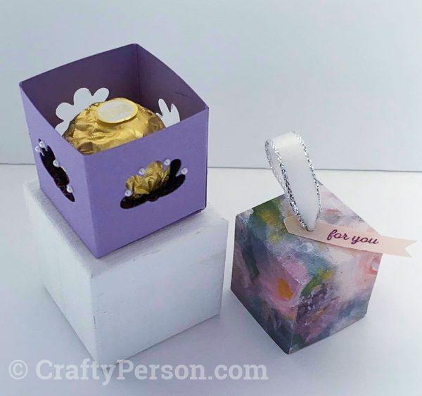 Summer Fun 2019 MarketPlace - Treat Cube Box
