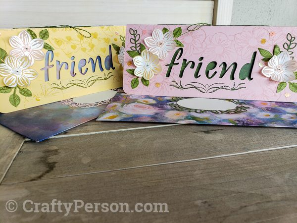 Summer Fun 2019 MarketPlace - 4-Page Card with Coordinating Envelope