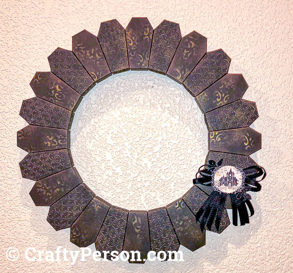 Coffin Wreath