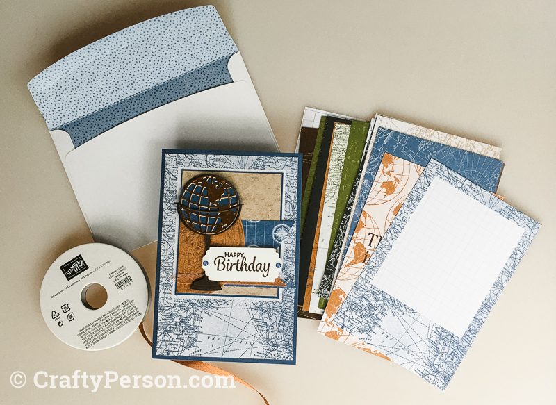 World of Good Suite by Stampin' Up!