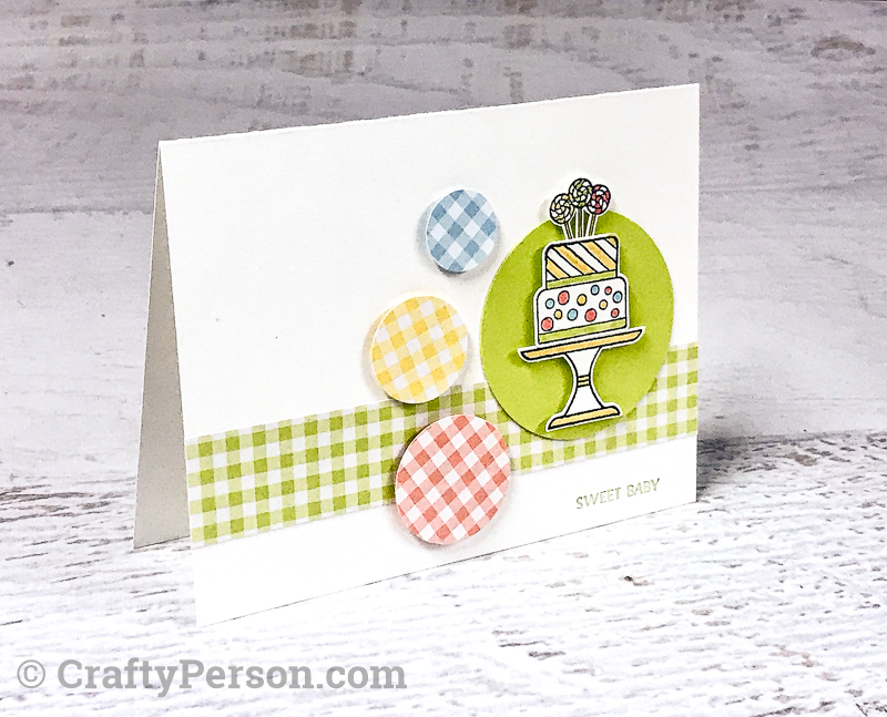 CraftyPerson April 2019 Card Layout