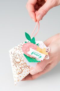 Paper Pumpkin July 2016 Kit Alternate Project - Stampin' Up! Concept Artist