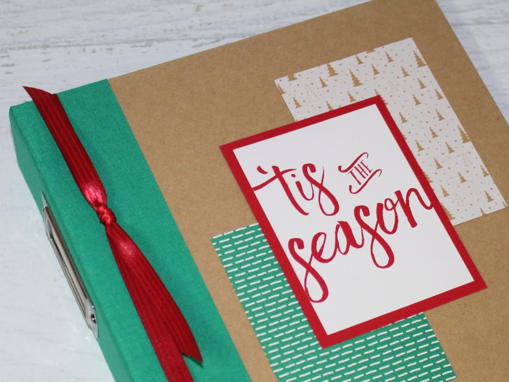 Project Life ​Hello December 2016 Card Collection