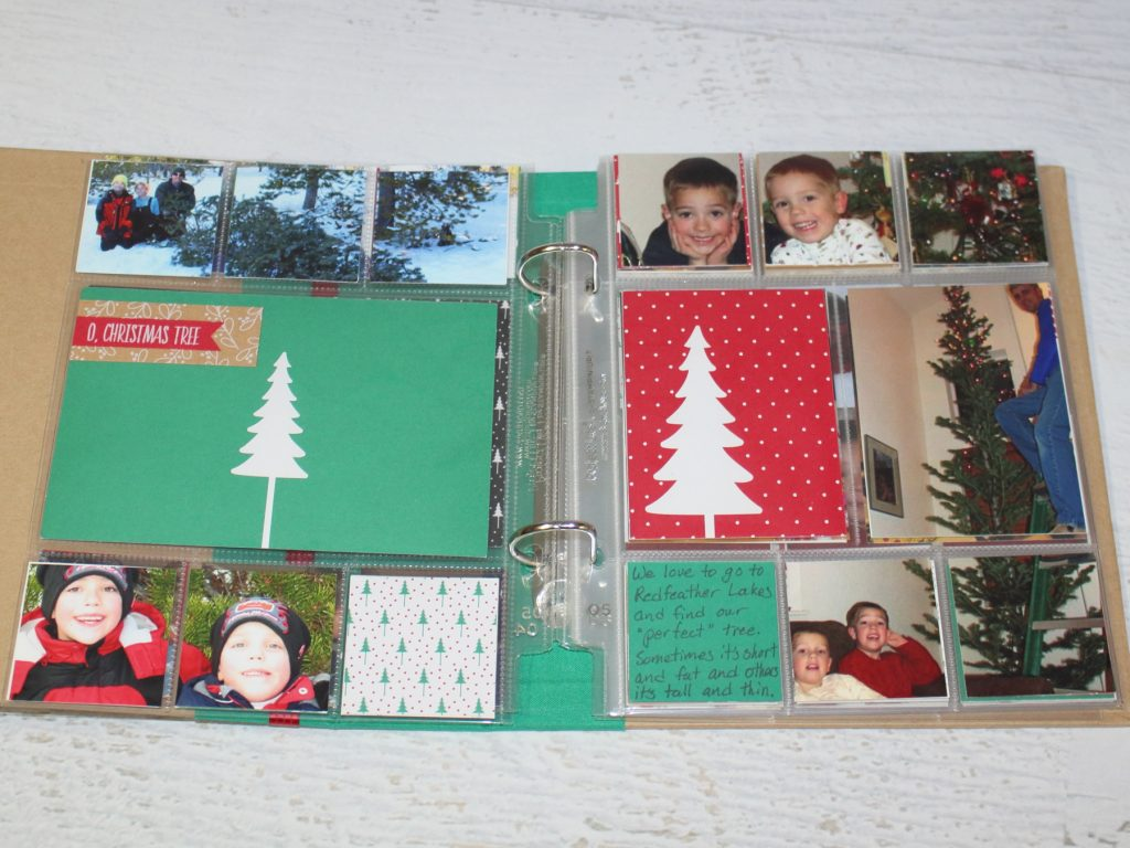 Hello December 2016 Project Life Card Collection # 142004