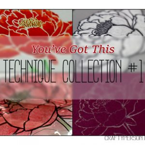 Stamping Simplified - You've Got This Technique Collection #1