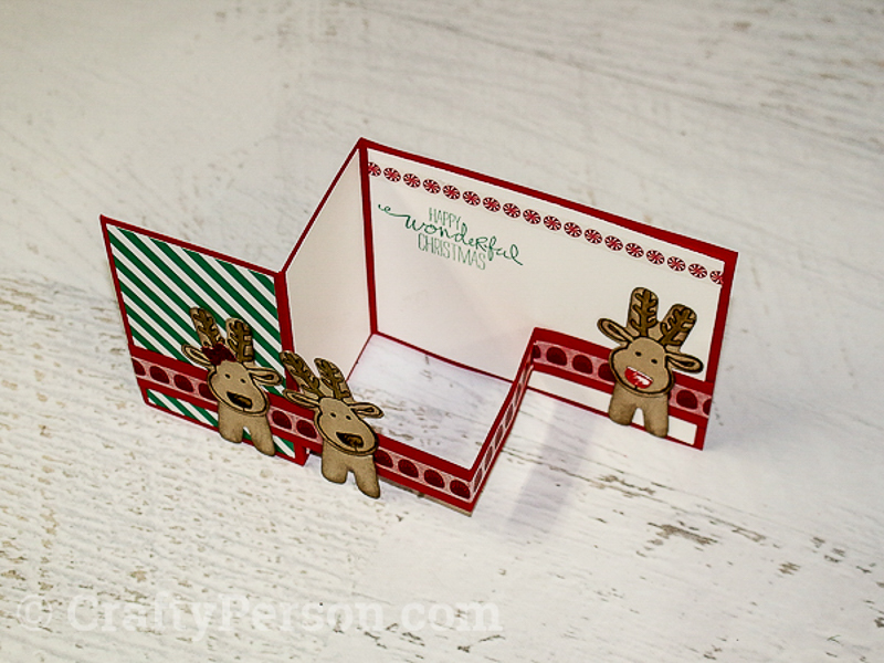 Cookie Cutter Christmas Photopolymer Stamp Set #142043